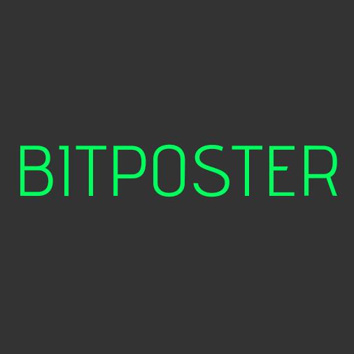 Bitposter 20logo