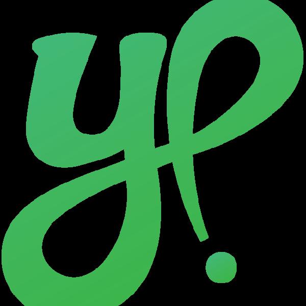 Yippiekiyay logo noletters