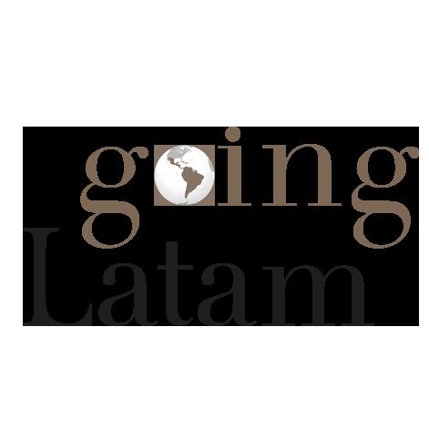 Logo goinglatam v9 cuadrado facebook blanco