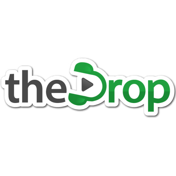 Thedrop logo gust