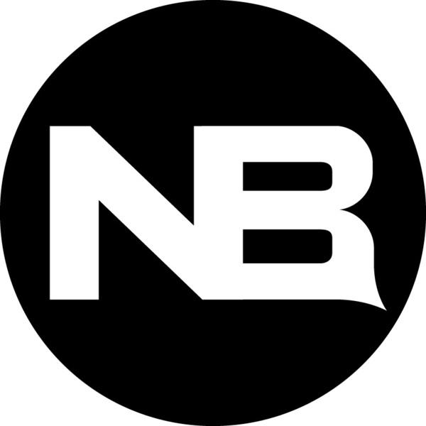 New circle logo black