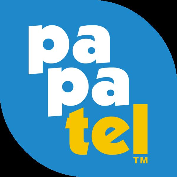 Papatel 20logo