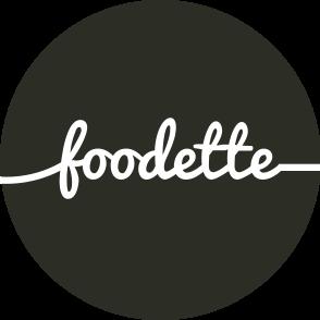 Logo foodette rond