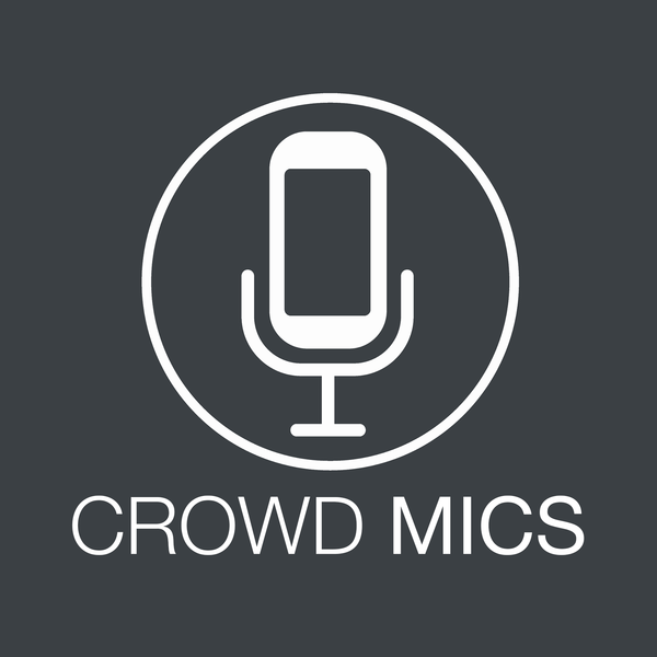 Crowd 20mics 20logo 20sticker