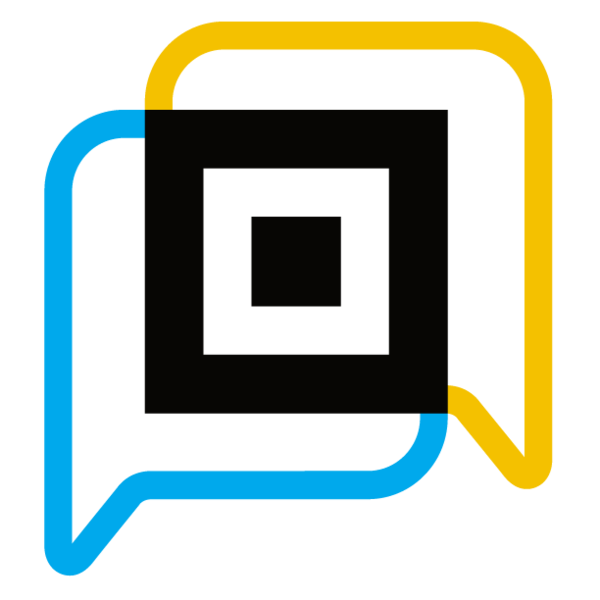 Qr logo large image only