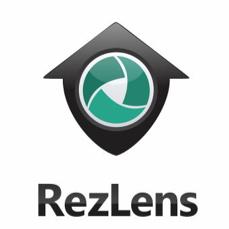 Rezlens 20temporary 20logo