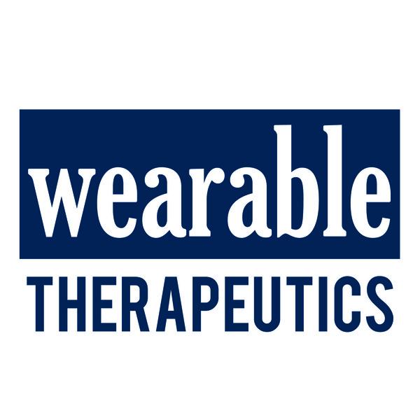 Square center wearable therapeutics