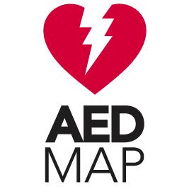 Logo aedmap vertical