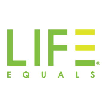 Lifeequals logo square