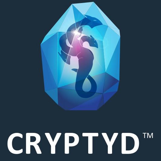 Cryptydlogo centered