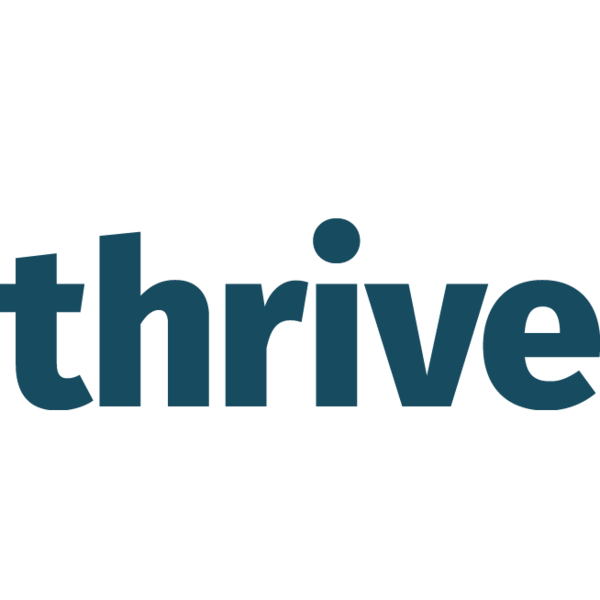 Thrive logo dark 20 1 square