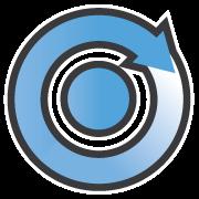 Fliptu icon 180 no bg