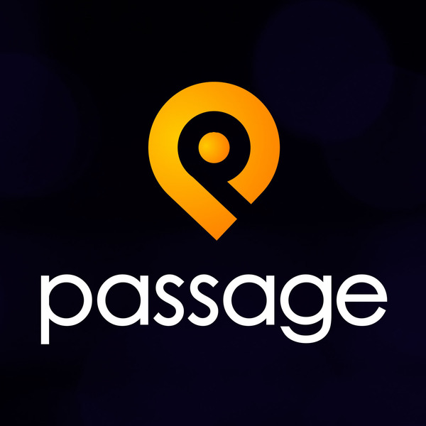 Passage logo bg square