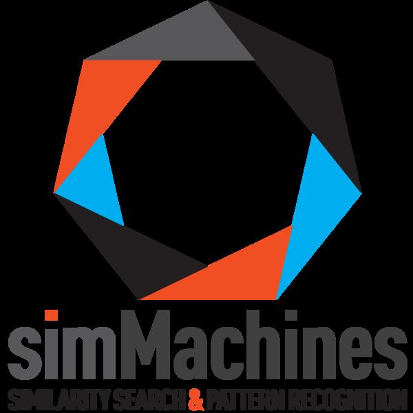 Logo vertical con texto