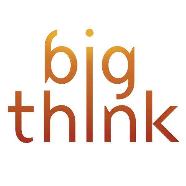 Big Think Çerçeveli Poster - Duvar & İllüstrasyon 439880