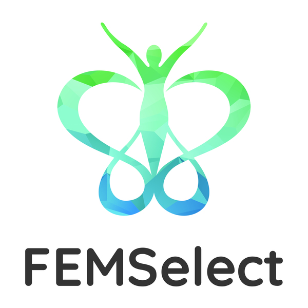 Femselect 20  20color 20 tall