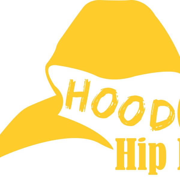 Hood hip bottoms logo