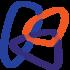 Micro qrs logo print