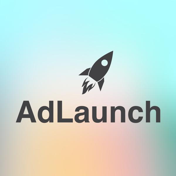 Adlaunch logo   square