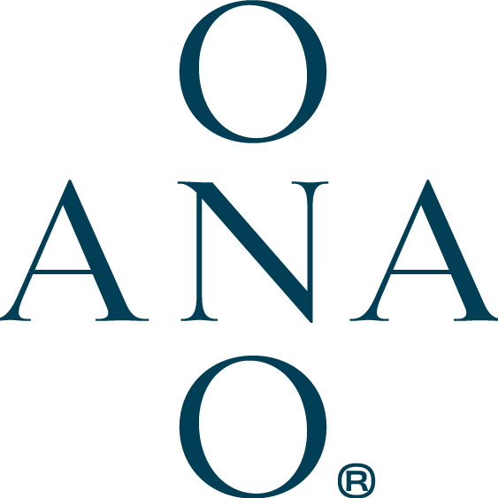 Anaono name stacked navy cmyk