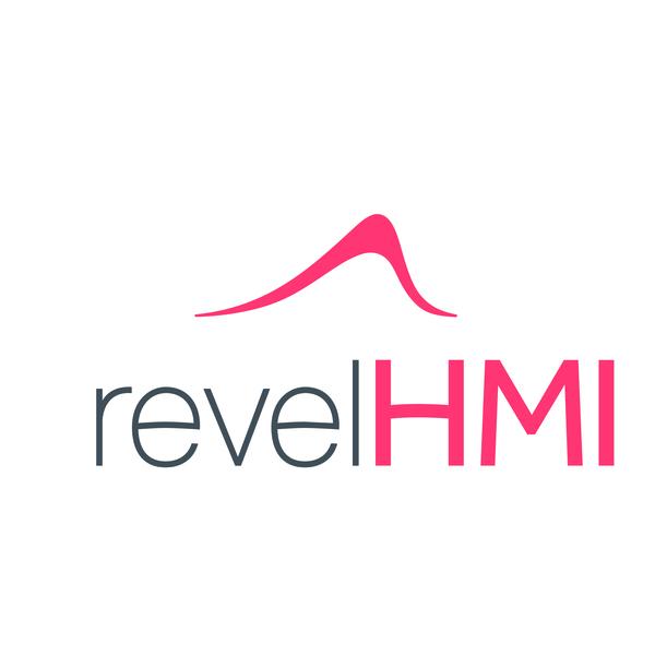 Revelhmi logo coral