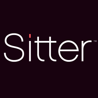 Sitter black logo 400x400