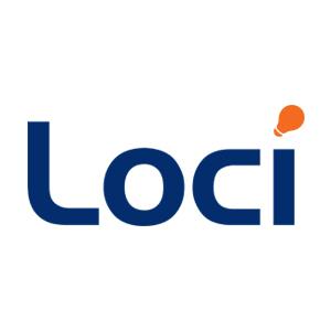 Loci logo square