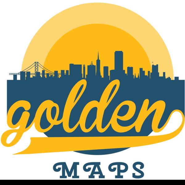 Golden maps