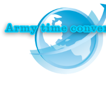 Army Time Converter