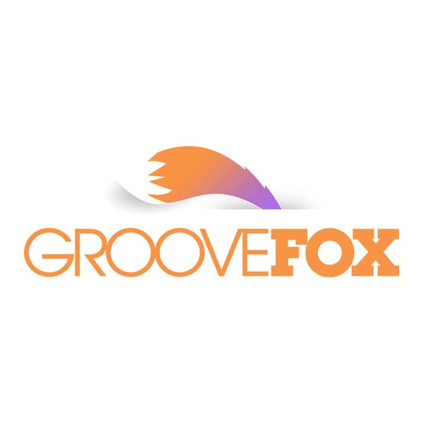 Groovefox orange and white