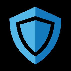 Tapshield logo vertical cmyk