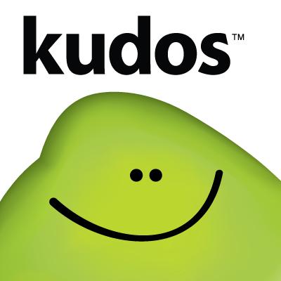 Kudoslogo icon font thank new sq