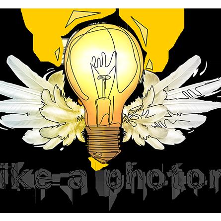 Like a photon 600