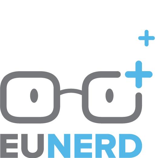Logo azul eunerd