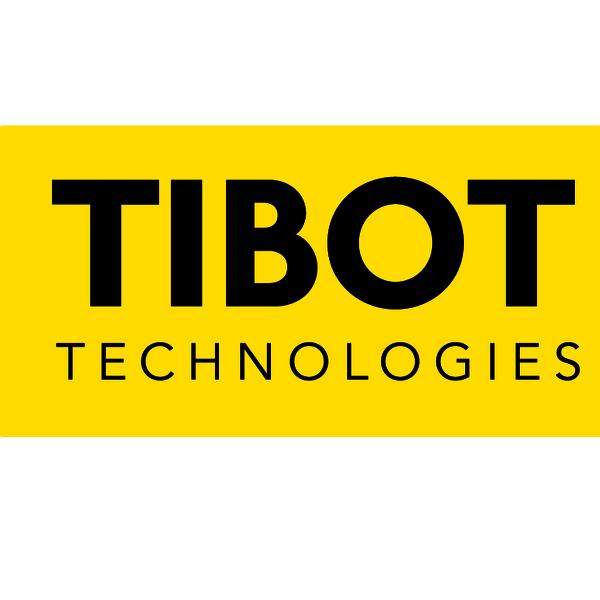 Tibot logo coul quadri ss bl