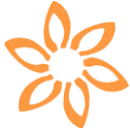 Orange logo symb