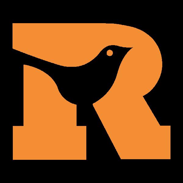 Larkr logo square r