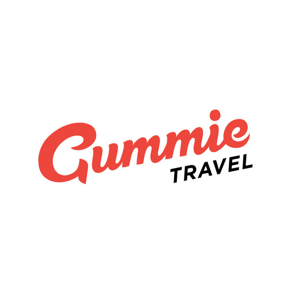 Gummie travel logo 2014