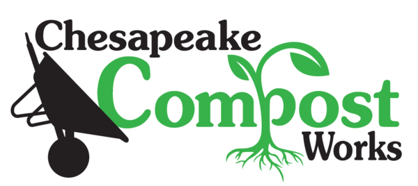 logo for Chesapeake Compost Works