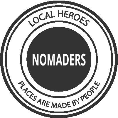 Logo fondo nomaders