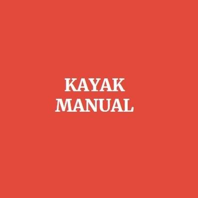Kayakmanual