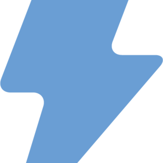 Zap bolt icon