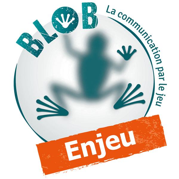 Logo blob