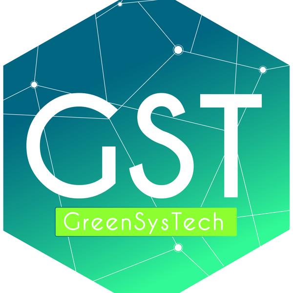 Logo gst greensystech logo gst greensystech color