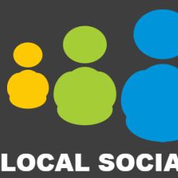 Local social logo 6