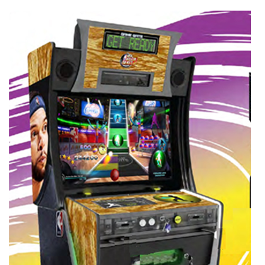 Baller 20beats c2 ae 20exergame 20machine 20 mock up