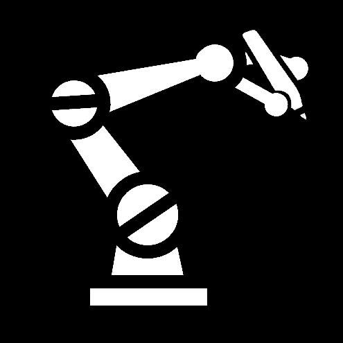 Botfactory logo arm black