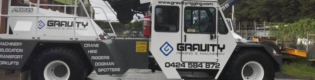 Gravity Rigging | Melbourne VIC, Australia Startup
