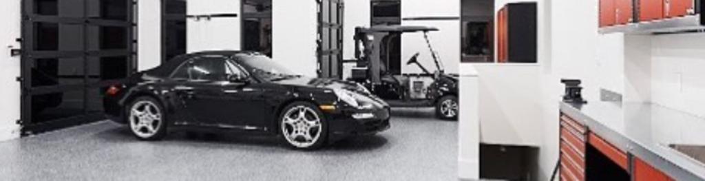 Interieur voitures garage