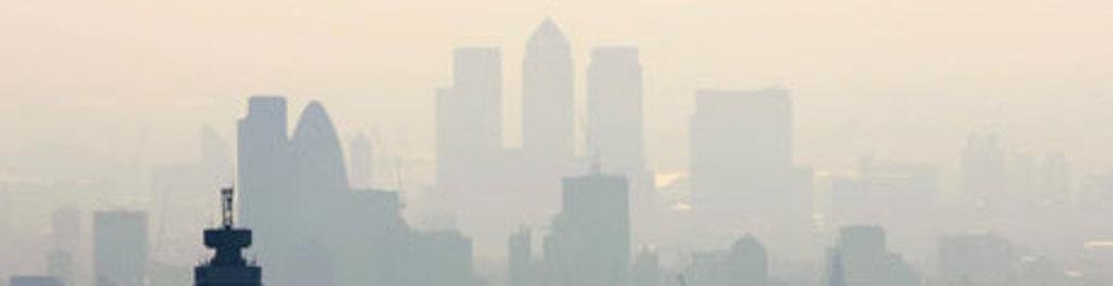 Air pollution in london 007